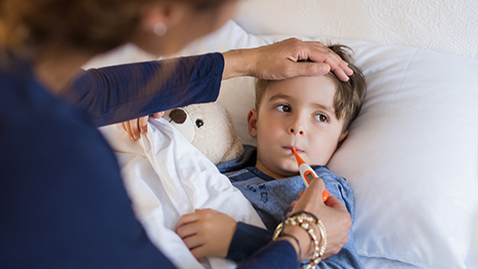 The Flu: How To Prevent It and What To Do If Your Child Gets It