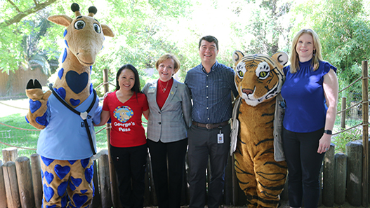 Valley Children's Expands George's Pass  To Fresno Chaffee Zoo