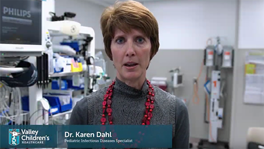 Valley Children's Infectious Diseases Expert Shares a Video Primer on Measles