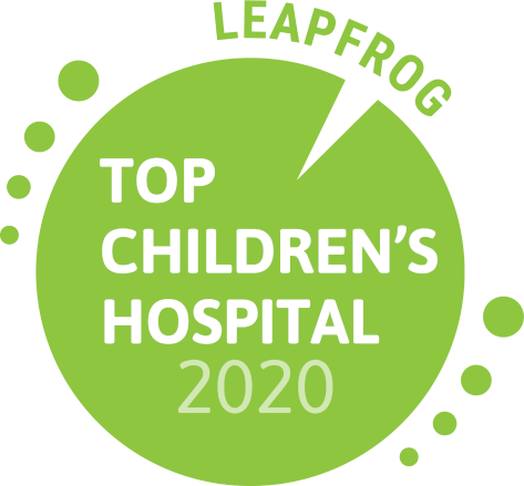 Leapfrog Group Top Childrens Hospital 2020