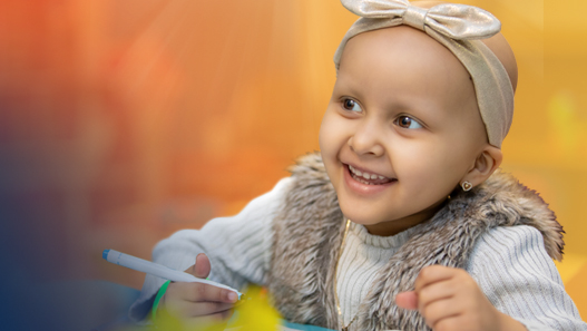 Behind the Scenes: Fighting Childhood Cancer