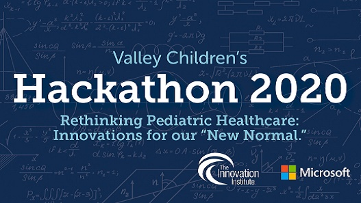 Award Winners Named in Valley Children's First-Ever Hackathon