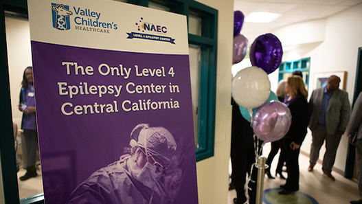 Valley Children's Opens New Inpatient Unit for Epilepsy Monitoring