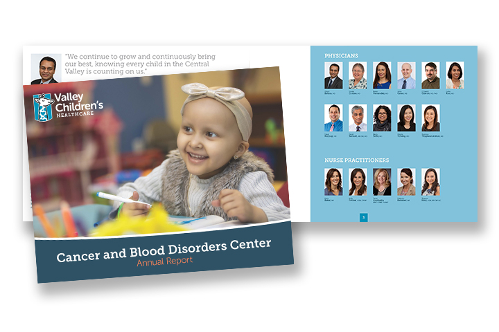 2018 Cancer and Blood Disorders Center Annual Report
