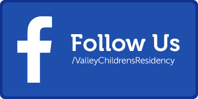Follow Valley Children's Pediatric Residency Program on Facebook
