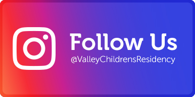 Follow Valley Children's Pediatric Residency Program on Instagram