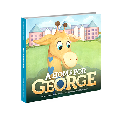 A Home for George Book Cover