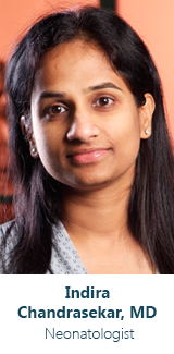 Indira Chandrasekar, MD, Neonatology | Valley Children's