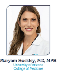 Maryam Hockley, MD, MPH