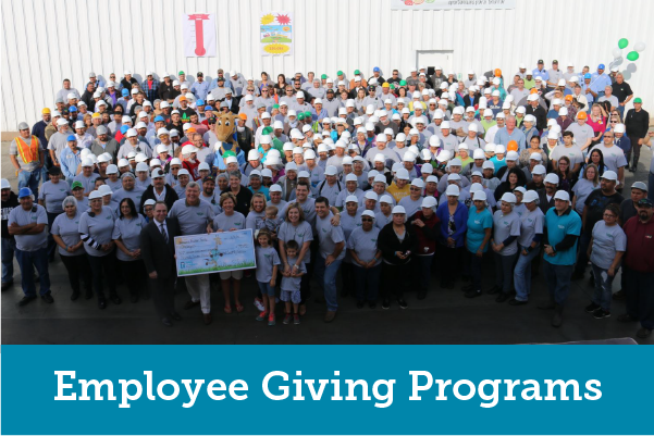 Employee Giving Programs