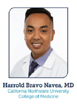 Harrold Bravo Navea, MD