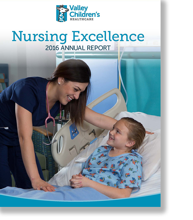 2016 Nursing Excellence Annual Report