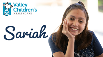 Click Here to Read Sariah's Story