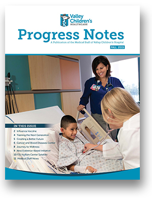 Progress Notes Fall 2015 Edition