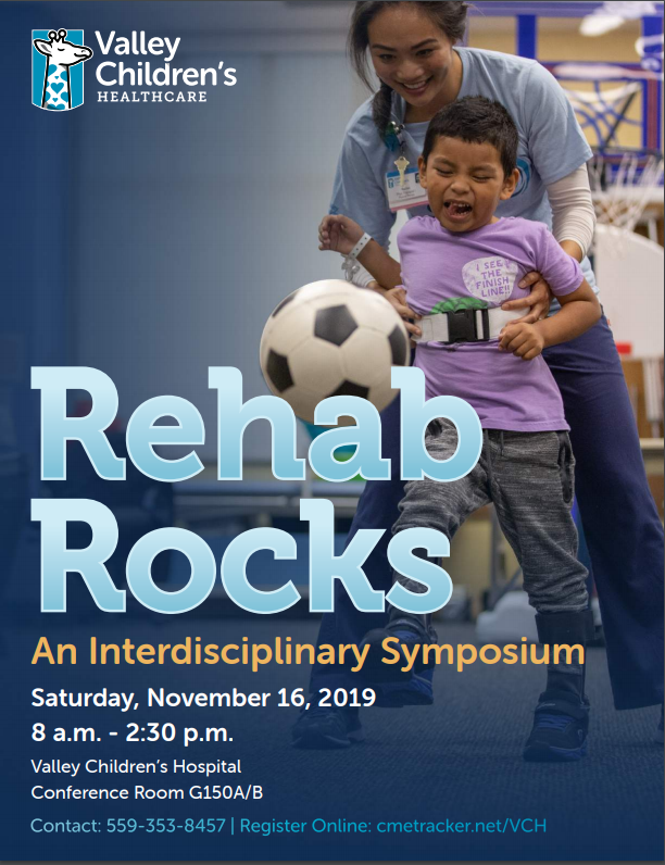 Rehab Rocks Symposium cover
