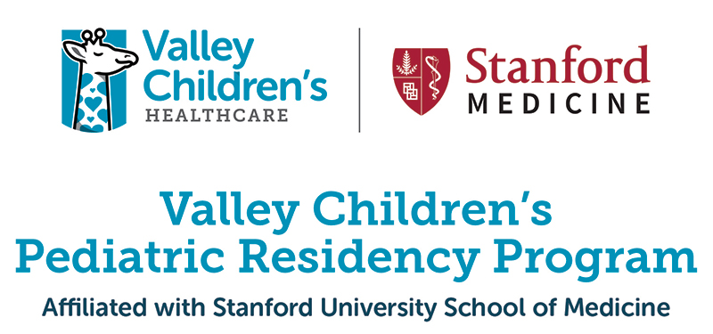 Valley Children's Pediatric Residency Program, Affiliated with Stanford University School of Medicine