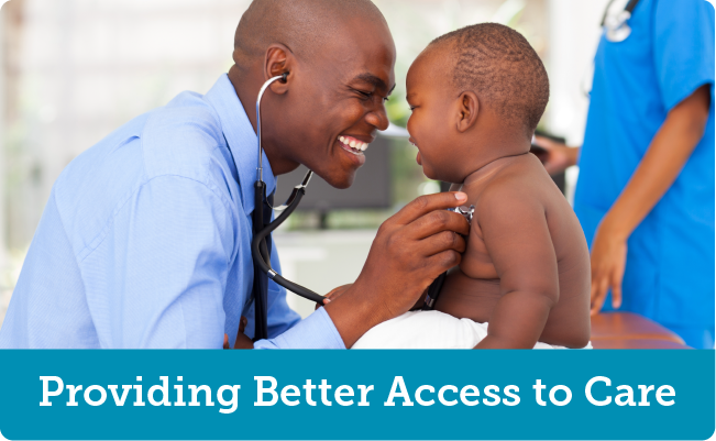Providing Better Access to Care