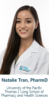 Current PGY1 Pharmacy Residency Class | Valley Children's