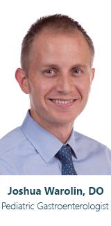 Joshua Warolin, DO, Gastroenterology | Valley Children's