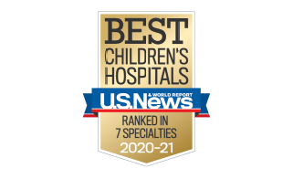 US News Best Childrens Hospital