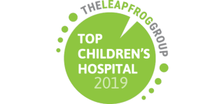 Leapfrog group Top Children's Hospital